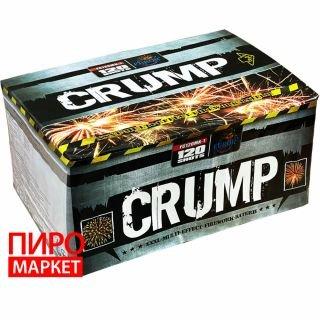 """Салют Crump FC120MK-1, калибр 25-30 мм. 120 зар"" фото"