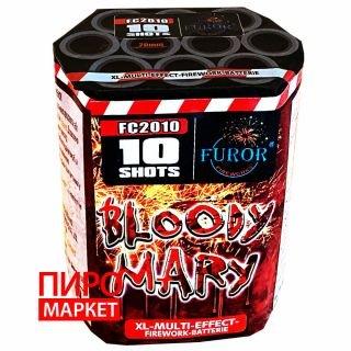 """""""Салют Bloody Mary FC2010, калибр 20 мм. 10 зар"""" фото"""