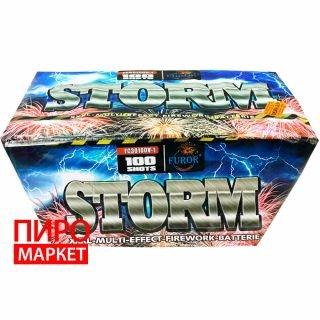 """Салют веерный Storm FC30100V-1 калибр 30 мм. 100 зар."" фото"