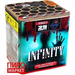 """""""Салют Furor Infinity FC3025-2, калибр 30 мм. 25 зар"""" фото"""