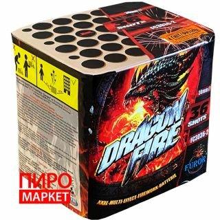 """""""Салют Furor Dragon Fire FC3036-2, калибр 30 мм. 36 зар"""" фото"""