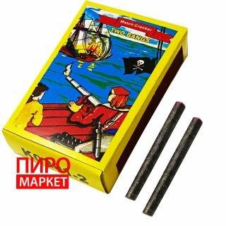 """""""Петарды Maxsem Match Cracker K0201-2 Two Bangs 60 шт"""" фото"""
