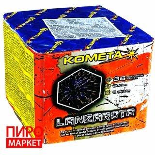 """Салют Kometa Lanzarota P7255, калибр 20 мм, 36 зар"" фото"