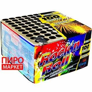 """Салют Rock'n Roll FC20100-2, калибр 20 мм, 100 зар"" фото"