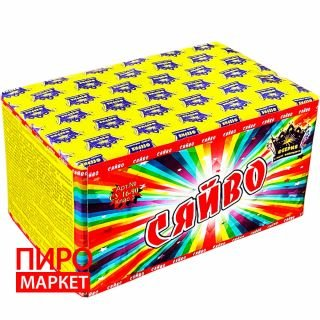 """Салют Сяйво СУ16-90, калибр 16 мм. 90 зар"" фото"